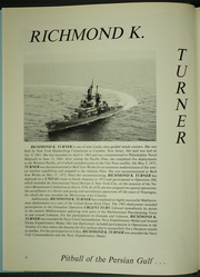 Page 6, 1988 Edition, Richmond K Turner (CG 20) - Naval Cruise Book online yearbook collection