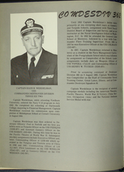 Page 8, 1966 Edition, Robert L Wilson (DD 847) - Naval Cruise Book online yearbook collection