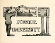 Page 17, 1907 Edition, Purdue University - Debris Yearbook (West Lafayette, IN) online yearbook collection