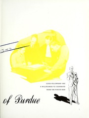 Page 7, 1942 Edition, Purdue University - Debris Yearbook (West Lafayette, IN) online yearbook collection