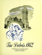 Page 9, 1942 Edition, Purdue University - Debris Yearbook (West Lafayette, IN) online yearbook collection