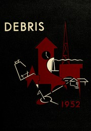 Page 1, 1952 Edition, Purdue University - Debris Yearbook (West Lafayette, IN) online yearbook collection