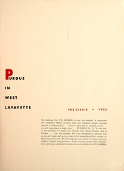 Page 5, 1952 Edition, Purdue University - Debris Yearbook (West Lafayette, IN) online yearbook collection