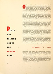 Page 6, 1952 Edition, Purdue University - Debris Yearbook (West Lafayette, IN) online yearbook collection