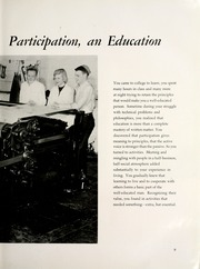 Page 13, 1955 Edition, Purdue University - Debris Yearbook (West Lafayette, IN) online yearbook collection