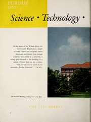 Page 6, 1955 Edition, Purdue University - Debris Yearbook (West Lafayette, IN) online yearbook collection