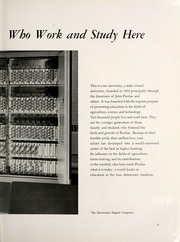 Page 9, 1955 Edition, Purdue University - Debris Yearbook (West Lafayette, IN) online yearbook collection