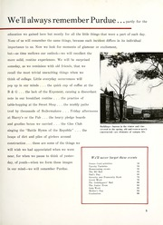 Page 9, 1956 Edition, Purdue University - Debris Yearbook (West Lafayette, IN) online yearbook collection