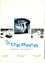 Page 5, 1964 Edition, Purdue University - Debris Yearbook (West Lafayette, IN) online yearbook collection