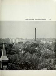 Page 7, 1967 Edition, Purdue University - Debris Yearbook (West Lafayette, IN) online yearbook collection