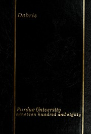 Page 1, 1980 Edition, Purdue University - Debris Yearbook (West Lafayette, IN) online yearbook collection