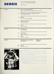 Page 11, 1980 Edition, Purdue University - Debris Yearbook (West Lafayette, IN) online yearbook collection
