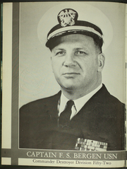 Page 6, 1966 Edition, Robison (DDG 12) - Naval Cruise Book online yearbook collection