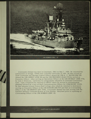 Page 9, 1966 Edition, Robison (DDG 12) - Naval Cruise Book online yearbook collection