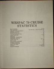 Page 11, 1979 Edition, Robison (DDG 12) - Naval Cruise Book online yearbook collection