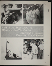 Page 5, 1981 Edition, Robison (DDG 12) - Naval Cruise Book online yearbook collection