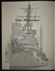 Page 6, 1981 Edition, Robison (DDG 12) - Naval Cruise Book online yearbook collection