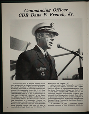 Page 8, 1981 Edition, Robison (DDG 12) - Naval Cruise Book online yearbook collection