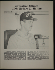 Page 9, 1981 Edition, Robison (DDG 12) - Naval Cruise Book online yearbook collection