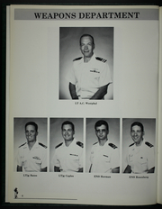 Page 10, 1990 Edition, Robison (DDG 12) - Naval Cruise Book online yearbook collection