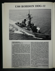 Page 6, 1990 Edition, Robison (DDG 12) - Naval Cruise Book online yearbook collection