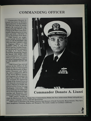 Page 7, 1990 Edition, Robison (DDG 12) - Naval Cruise Book online yearbook collection