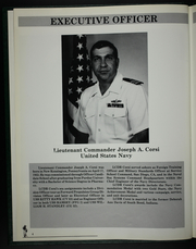 Page 8, 1990 Edition, Robison (DDG 12) - Naval Cruise Book online yearbook collection