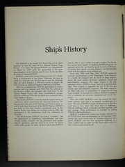 Page 6, 1969 Edition, Rowan (DD 782) - Naval Cruise Book online yearbook collection