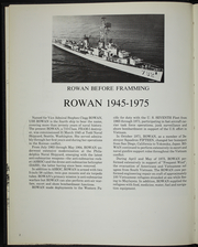 Page 6, 1975 Edition, Rowan (DD 782) - Naval Cruise Book online yearbook collection