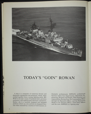 Page 8, 1975 Edition, Rowan (DD 782) - Naval Cruise Book online yearbook collection