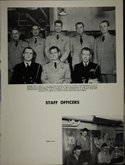 Page 15, 1951 Edition, Saint Paul (CA 73) - Naval Cruise Book online yearbook collection