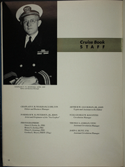 Page 16, 1951 Edition, Saint Paul (CA 73) - Naval Cruise Book online yearbook collection