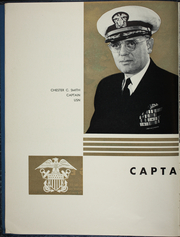 Page 8, 1951 Edition, Saint Paul (CA 73) - Naval Cruise Book online yearbook collection