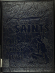 Page 1, 1953 Edition, Saint Paul (CA 73) - Naval Cruise Book online yearbook collection
