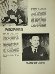 Page 7, 1953 Edition, Saint Paul (CA 73) - Naval Cruise Book online yearbook collection