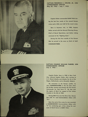 Page 8, 1953 Edition, Saint Paul (CA 73) - Naval Cruise Book online yearbook collection