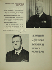 Page 9, 1953 Edition, Saint Paul (CA 73) - Naval Cruise Book online yearbook collection