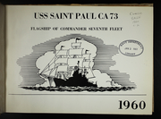 Page 7, 1960 Edition, Saint Paul (CA 73) - Naval Cruise Book online yearbook collection