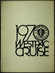 Page 1, 1970 Edition, Saint Paul (CA 73) - Naval Cruise Book online yearbook collection