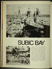 Page 14, 1970 Edition, Saint Paul (CA 73) - Naval Cruise Book online yearbook collection