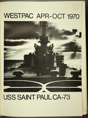 Page 5, 1970 Edition, Saint Paul (CA 73) - Naval Cruise Book online yearbook collection