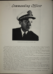 Page 8, 1966 Edition, Samuel B Roberts (DD 823) - Naval Cruise Book online yearbook collection
