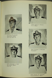 Page 11, 1964 Edition, Samuel N Moore (DD 747) - Naval Cruise Book online yearbook collection