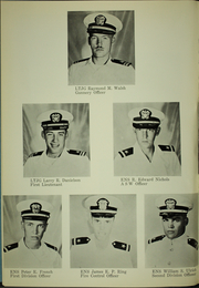 Page 12, 1964 Edition, Samuel N Moore (DD 747) - Naval Cruise Book online yearbook collection
