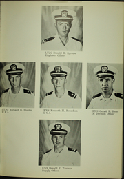 Page 13, 1964 Edition, Samuel N Moore (DD 747) - Naval Cruise Book online yearbook collection