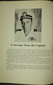 Page 8, 1964 Edition, Samuel N Moore (DD 747) - Naval Cruise Book online yearbook collection