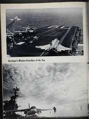 Page 12, 1976 Edition, Saratoga (CV 60) - Naval Cruise Book online yearbook collection