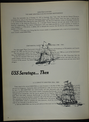 Page 8, 1976 Edition, Saratoga (CV 60) - Naval Cruise Book online yearbook collection