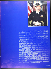 Page 11, 1991 Edition, Saratoga (CV 60) - Naval Cruise Book online yearbook collection