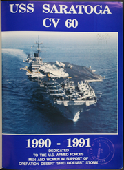 Page 5, 1991 Edition, Saratoga (CV 60) - Naval Cruise Book online yearbook collection